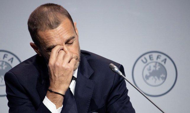 Aleksander Ceferin carga contra la Superliga Europea