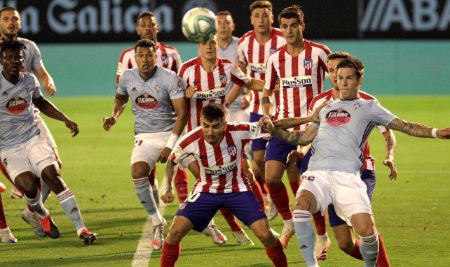 Liga | Celta de Vigo y Atlético de Madrid firman tablas