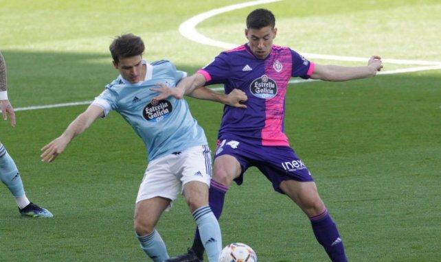 Liga | El Celta de Vigo salva un punto contra el Real Valladolid