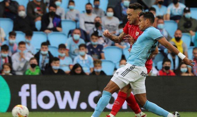 Liga | Rafa Mir lidera el triunfo del Sevilla en Vigo