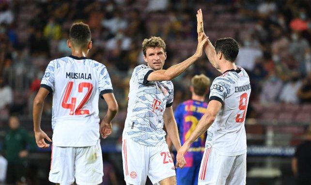 Liga de Campeones | El Bayern Múnich desnuda al FC Barcelona