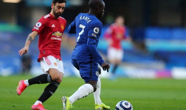 Premier | Chelsea y Manchester United se neutralizan en Londres