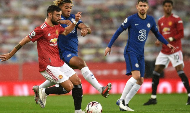 Premier | Manchester United y Chelsea empatan a nada