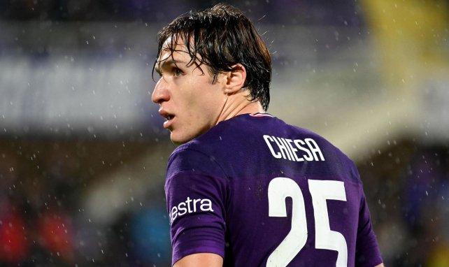 Federico Chiesa es uno de los grandes talentos del fútbol italiano