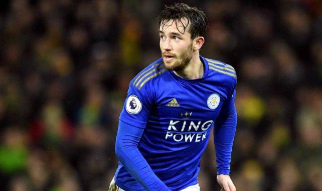 Las exigentes demandas del Leicester al Chelsea por Ben Chilwell