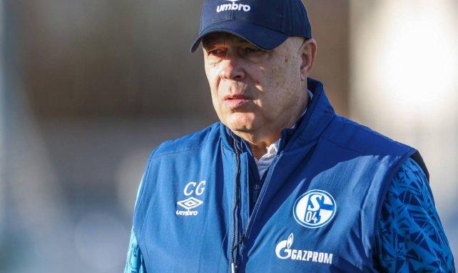 El Schalke 04 prescinde de su entrenador