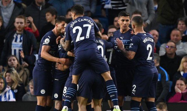 Premier | El Manchester City golea al Brighton con un gran Phil Foden