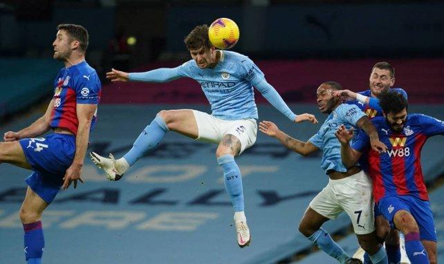 Premier | Stones impulsa al Manchester City ante el Crystal Palace