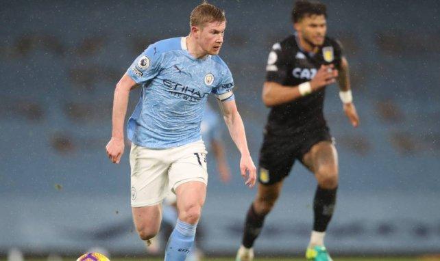 Premier | El Manchester City se impone al Aston Villa