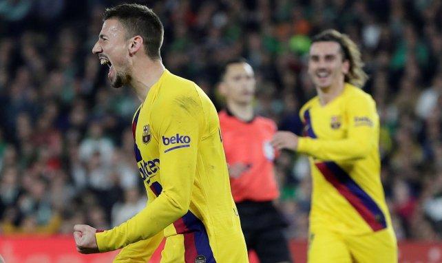 El mensaje del FC Barcelona a Clément Lenglet