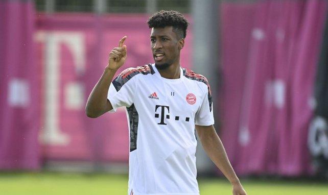 El Bayern Múnich define sus planes con Kingsley Coman... y hay 2 nombres para relevarle