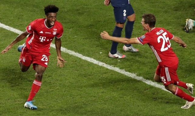 Kingsley Coman le ha dado la Champions al Bayern Múnich