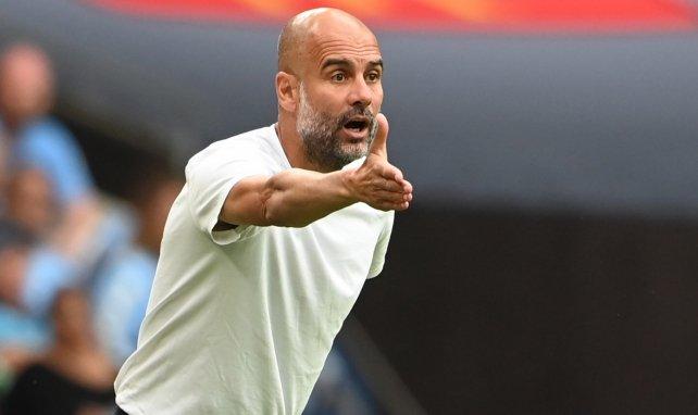 Pep Guardiola se enroca... ¡y deja su futuro en el aire!
