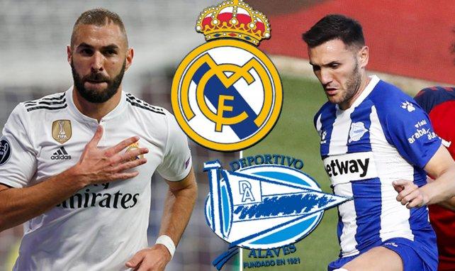 ¡Alineaciones confirmadas del Real Madrid-Alavés!
