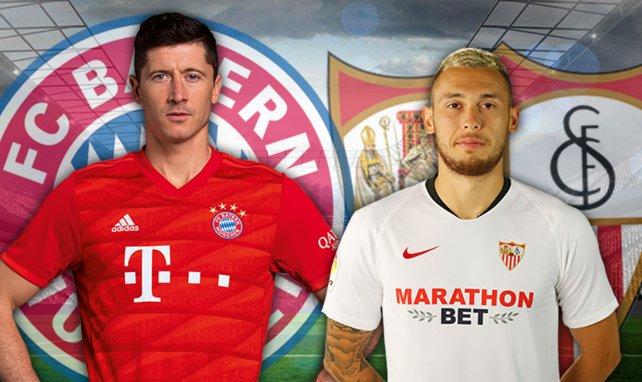 ¡Ya hay onces del Bayern Múnich - Sevilla!