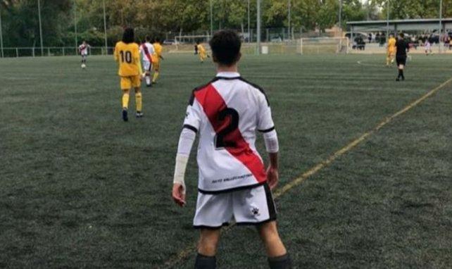 Roberto Cornago se despide del Rayo Vallecano