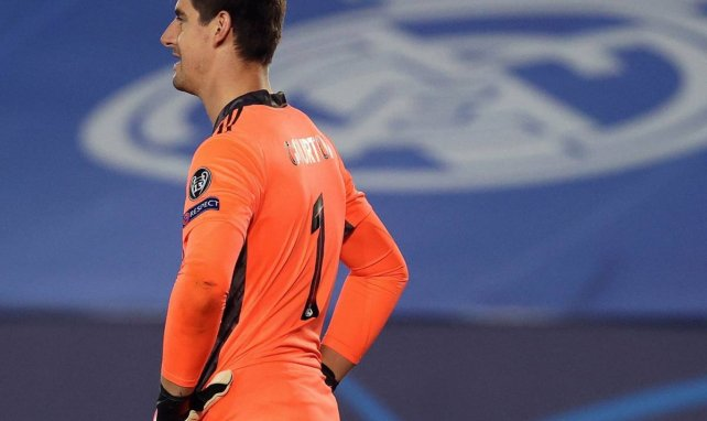 Real Madrid | Thibaut Courtois se reivindica
