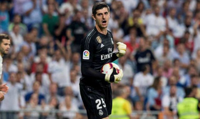 La solidez de Thibaut Courtois que dispara al Real Madrid