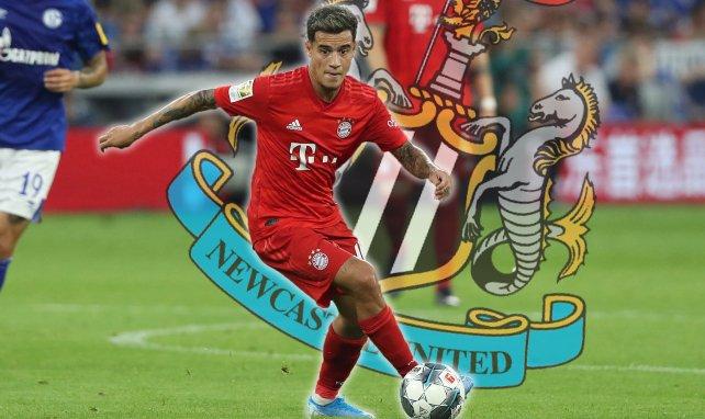 Philippe Coutinho es uno de los grandes anhelos del Newcastle