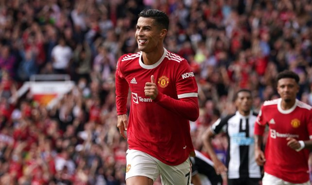 La influencia de Cristiano Ronaldo al MU en… 2013