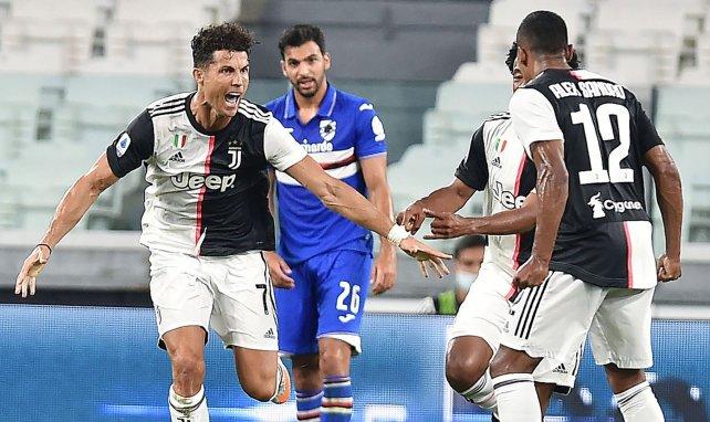 Cristiano Ronaldo hace historia en la Juventus de Turín