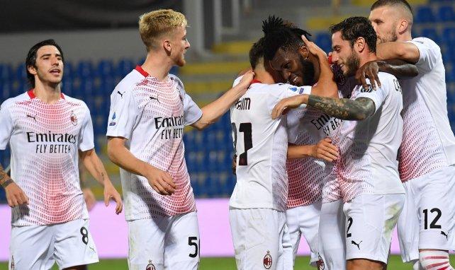 Serie A | El Nápoles aplasta al Génova; Brahim se estrena con el AC Milan