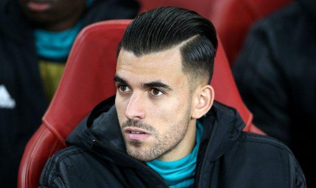 Dani Ceballos, a la espera de resolver su situación en el Real Madrid