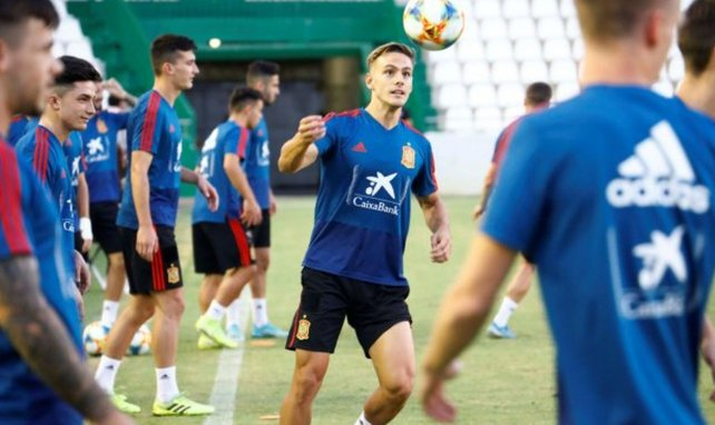 Dani Gomez llega al Levante