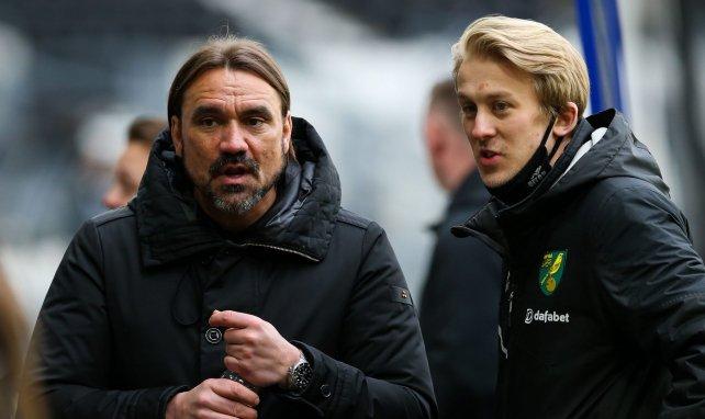 El Norwich City refuerza su medular
