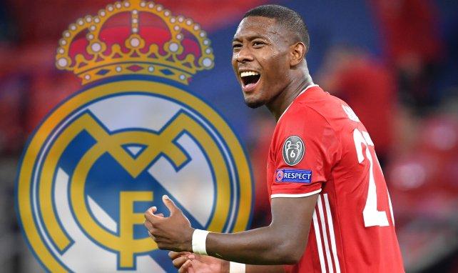 David Alaba ya es nuevo jugador del Real Madrid