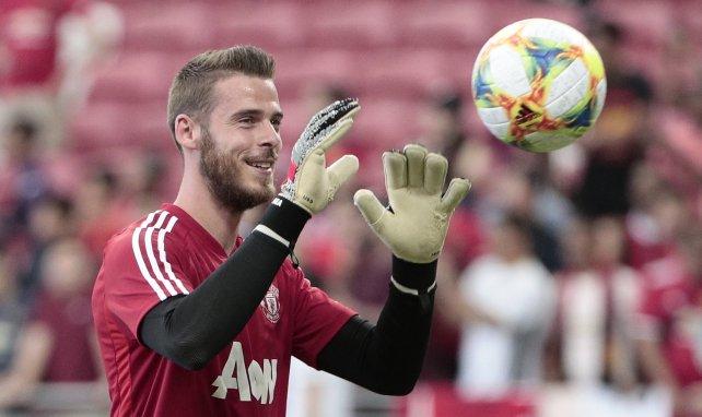 El Manchester United mantiene en vilo a David de Gea