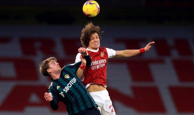 El Olympique de Marsella intenta la contratación de David Luiz