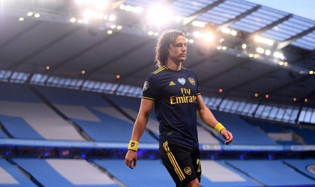 El Olympique de Marsella mete la directa por David Luiz