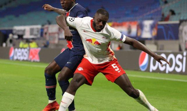 El Bayern Múnich sigue en ventaja por Dayot Upamecano