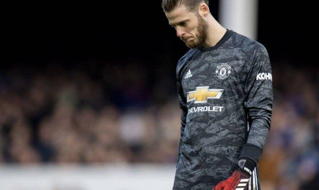 La firme posición del Manchester United con David de Gea