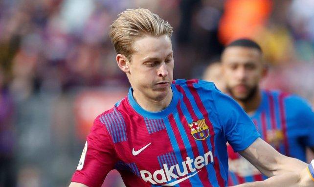 El FC Barcelona dio unas calabazas de 70 M€ por Frenkie de Jong