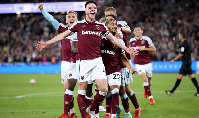 La férrea postura del West Ham United con Declan Rice