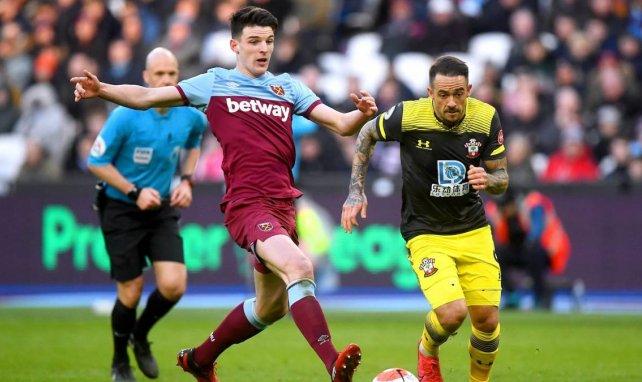 El Chelsea insiste con Declan Rice