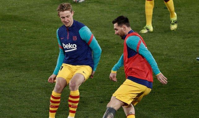 FC Barcelona | Frenkie De Jong cae lesionado