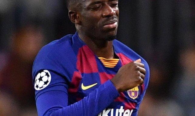 Ousmane Dembélé está viviendo momentos complicados en el FC Barcelona