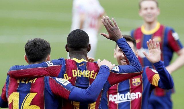 Liga   El FC Barcelona se lleva un trabajado triunfo de Sevilla