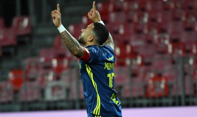 La resignación de la Juventus de Turín por Memphis Depay