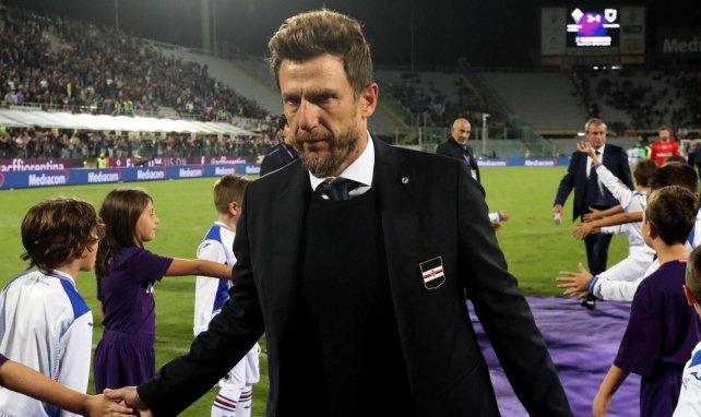 Eusebio di Francesco abandona el Cagliari