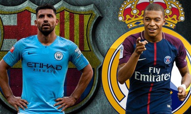 Real Madrid y FC Barcelona siguen atentos al mercado