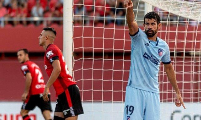 Atlético de Madrid | El impacto ofensivo de Diego Costa