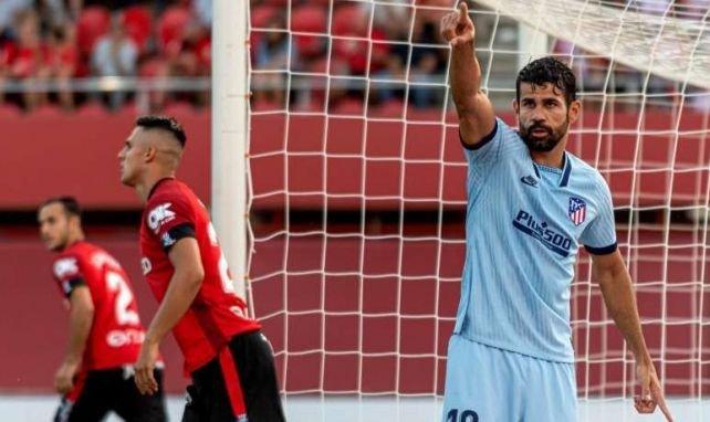 Diego Costa, la buena noticia que espera el Atlético de Madrid