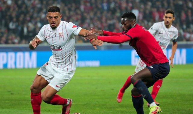 Lille - Sevilla   Las reacciones de los protagonistas