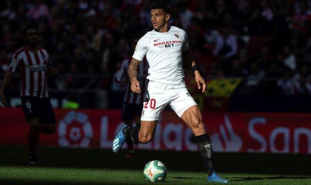 Diego Carlos ha tenido una gran temporada en Sevilla