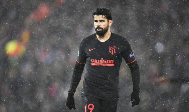 Atlético | El incierto futuro de Diego Costa