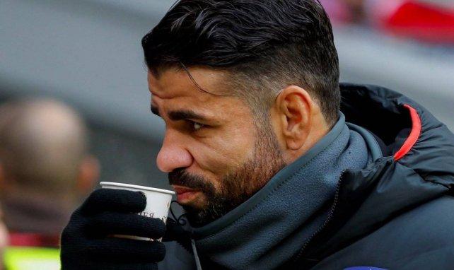 El Olympique de Marsella da calabazas a Diego Costa